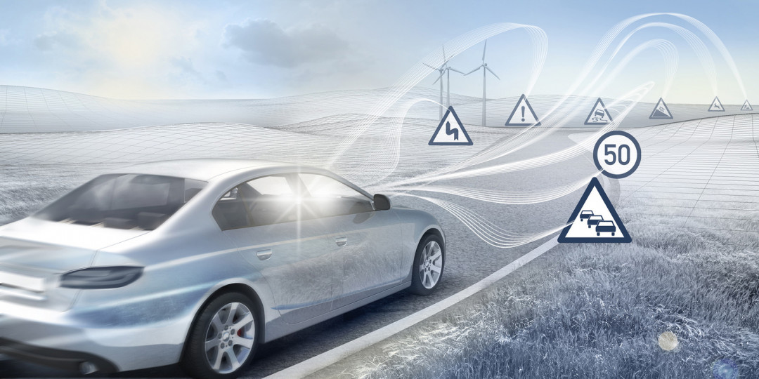 """Connected Car Effect 2025"" - Bosch study shows: more safety, more efficiency, more free time with connected mobility"