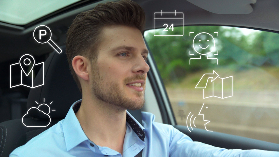 Safety in the car of the future