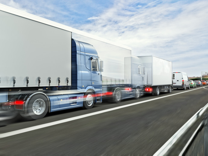 Automated, connected, and electrified: Bosch is blazing new trails in freight traffic