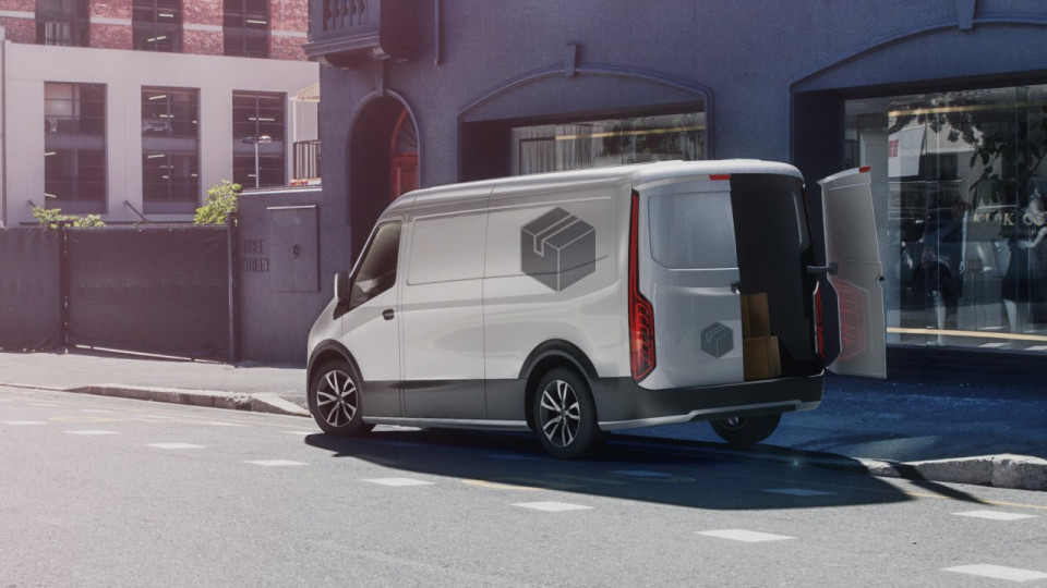 Fully charged: Bosch is putting electric vans on the road
