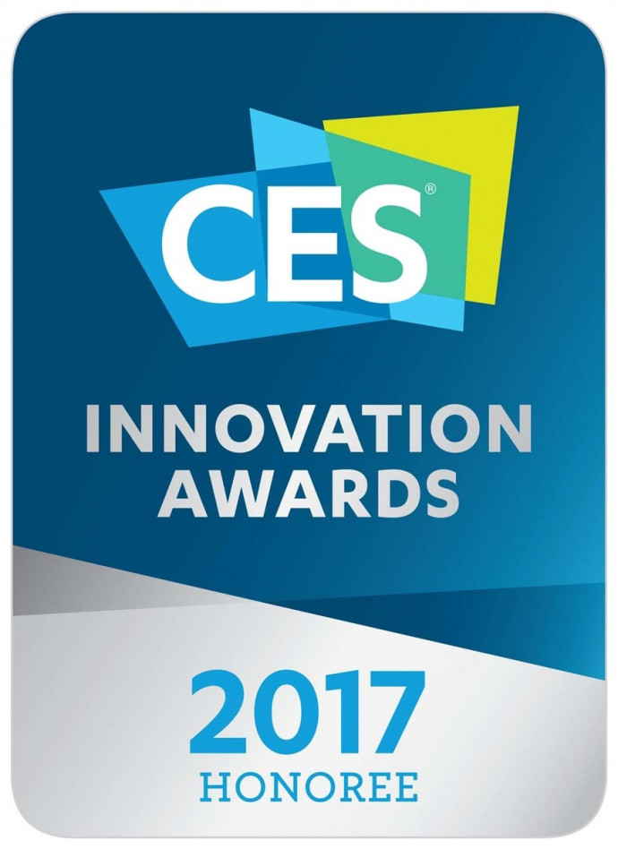 CES® 2017 Innovation Awards: Bosch honored with four distinctions for three smart solutions