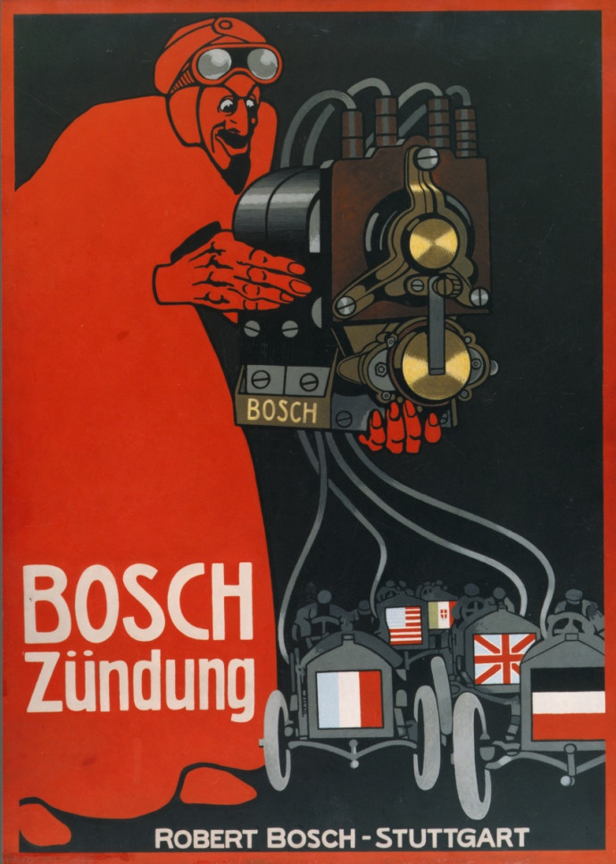 Anniversary: 130 years of Bosch – a success story
