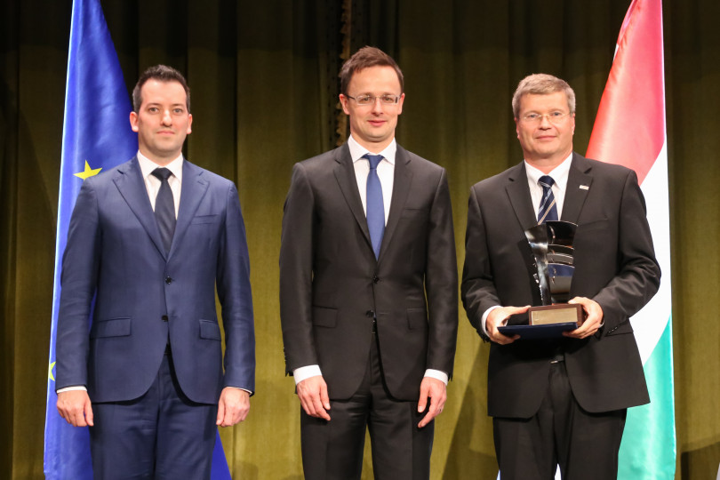 "Bosch is ""Company of the Year for R&D Investment"""