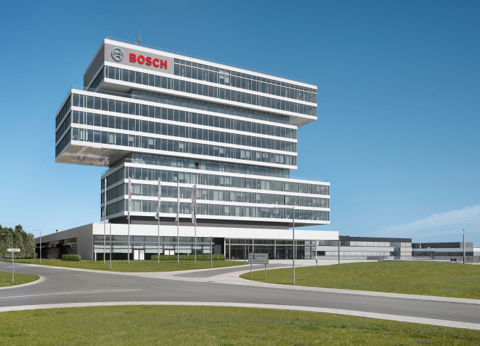 Annual press conference 2016 Following record year, Bosch remains on growth course