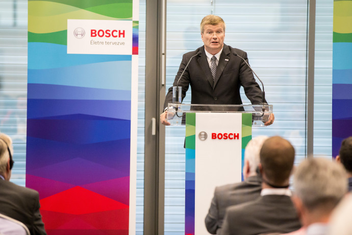 Bosch completes passenger safety and energy efficiency development project