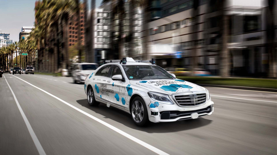 Bosch and Daimler: San José targeted to become pilot city for an automated on-demand ride-hailing service