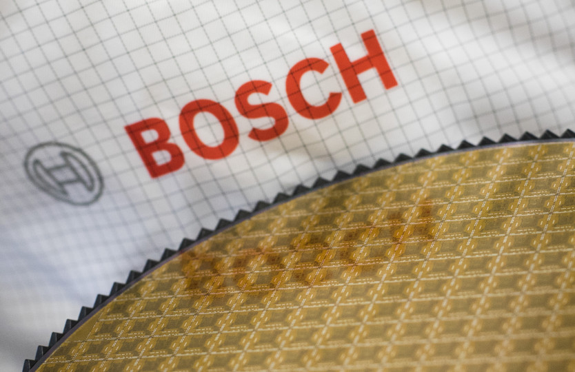 Key technology for the internet of things: Bosch to set up new semiconductor fab in Dresden, Germany