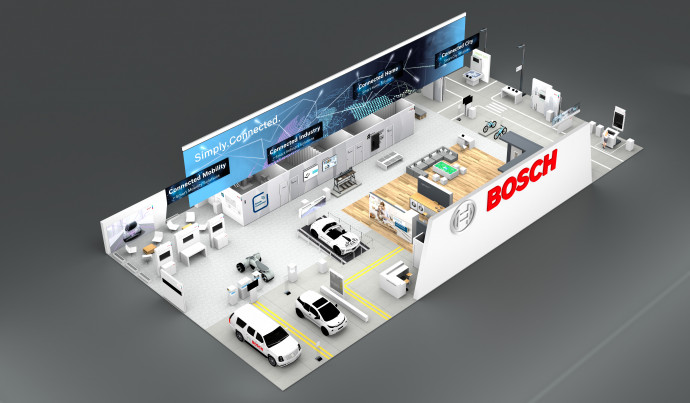 CES 2018: Bosch sees future in smart-city business