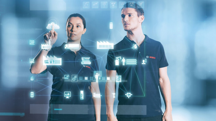 Bosch achieves sales in the billions with Industry 4.0