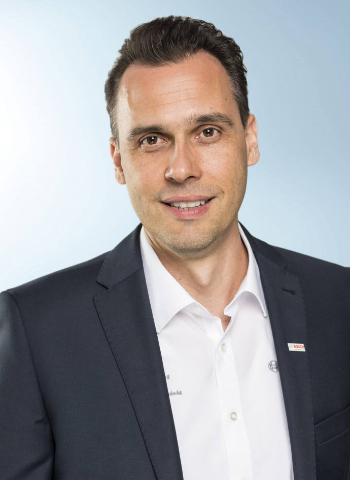 New head of Bosch Engineering Center Budapest