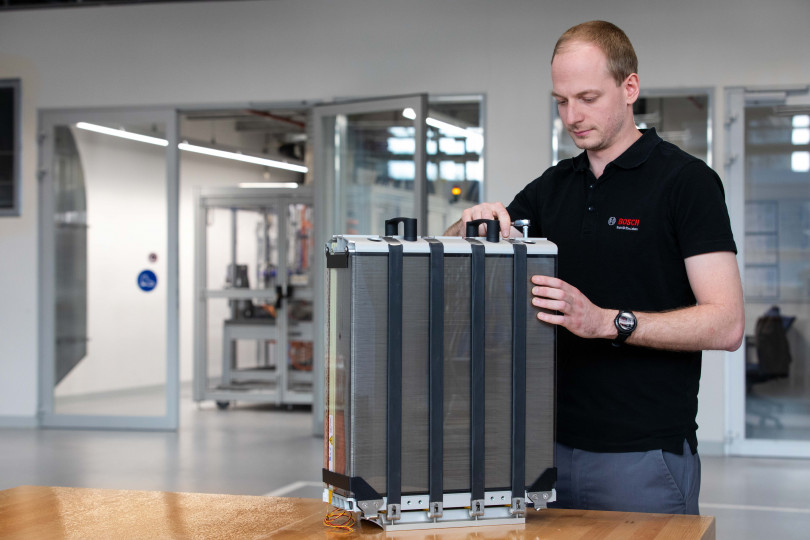 Bosch invests billions in climate action and air quality