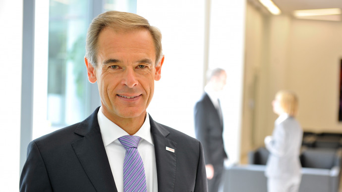 Good start to the year: Bosch improves sales in all business sectors and regions