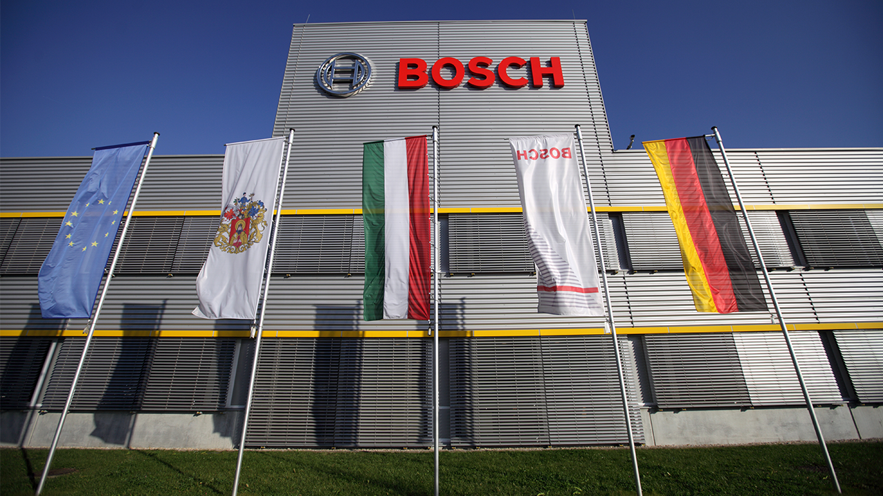 PRESS RELEASE - Bosch Media Service Hungary